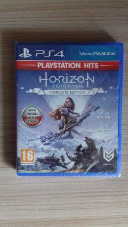 Horizon Zero Dawn Complete Edition PS4 Nowa , Folia PL