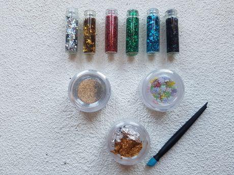 Kit para Nail Art