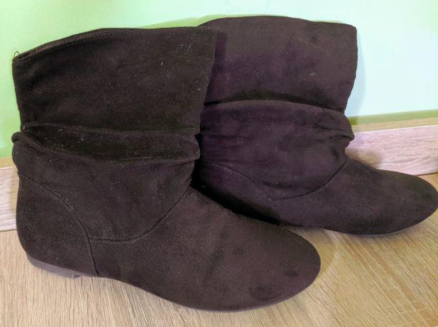 Осінні чоботи НОВІ! 38 розмір