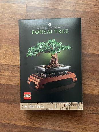 LEGO. Lego bonsai tree. Drzewo bonsai. Drzewko lego