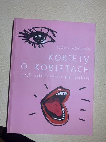 Książka Kobiety o kobietach Ilona Adamska