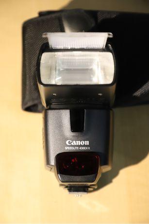 Flash Canon Speedlite 430II em excelente estado de funcionamento