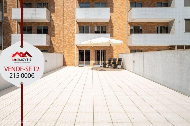 Apartamento T2 +1 | 2 Frentes | Terraço | Box
