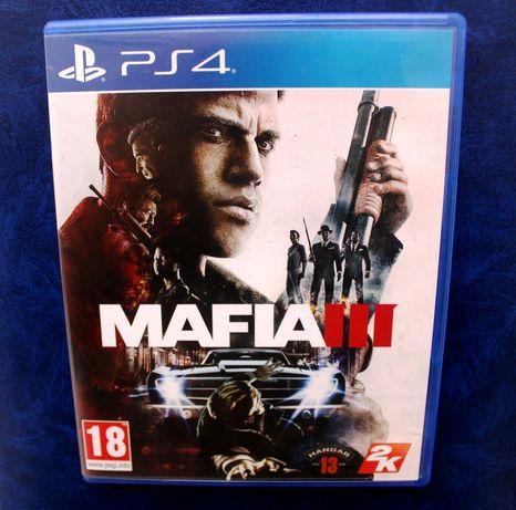 Диск для PS4. Mafia 3. Definitive edition.Мафия 3.Русская версия.Обмен