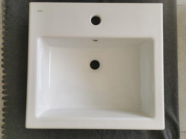 Umywalka Koło Twins 50cm