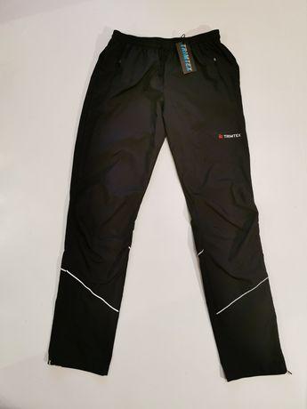 NOWE Spodnie Trimtex,rowerowe,treningowe,przeciwdeszczowe,roz.M/L