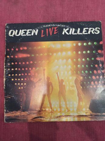 "Płyta Winylowa ""Queen Live Killers"""