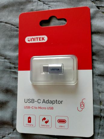 Adapter USB-C na micro USB