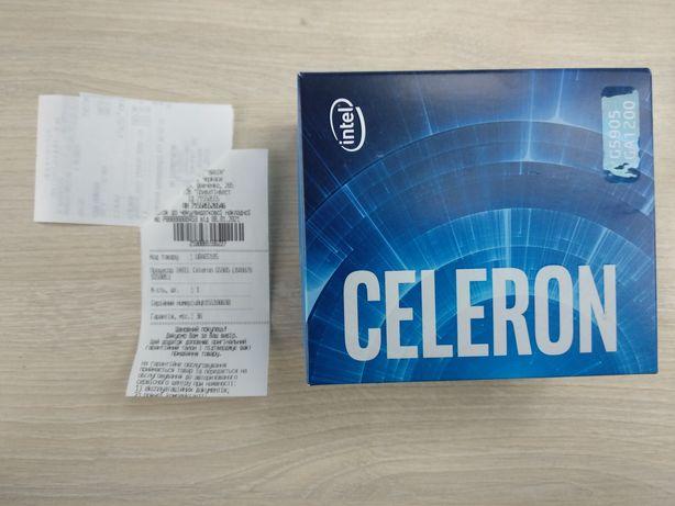 Процессор Intel Celeron G5905 LGA1200 Box-версия