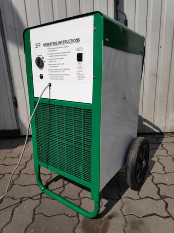 Osuszacz powietrza Wilgoci EIP EBAC BD 150 60l/24H Idealny Wysyłka GW
