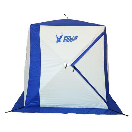 Зимняя палатка для рыбалки POLAR BIRD 3T Снегирь 3Т . Аксессуары