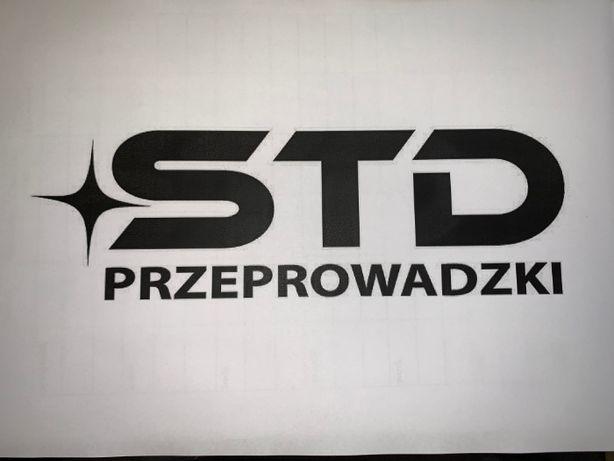 STD Przeprowadzki Transport Przeprowadzka Likwidacja Mebli Pianin Kas