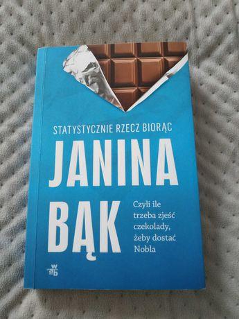 Statystycznie rzecz biorąc- Janina Bąk