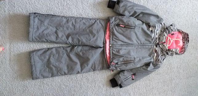 Komplet kurtka narciarska spodnie reserved