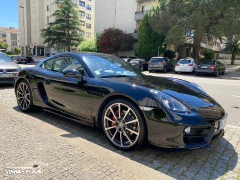 Porsche Cayman 3.5 S PDK