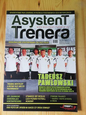 Asystent Trenera - czasopismo nr 04/2015