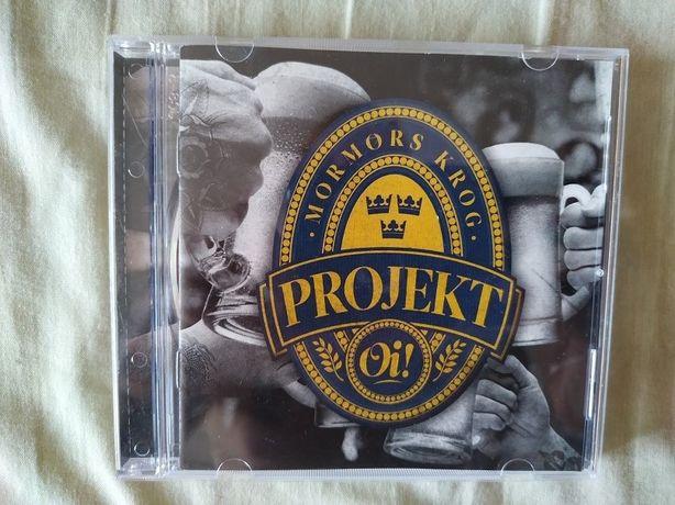 Projekt Oi! - Mormors Krog cd skinhead/oi