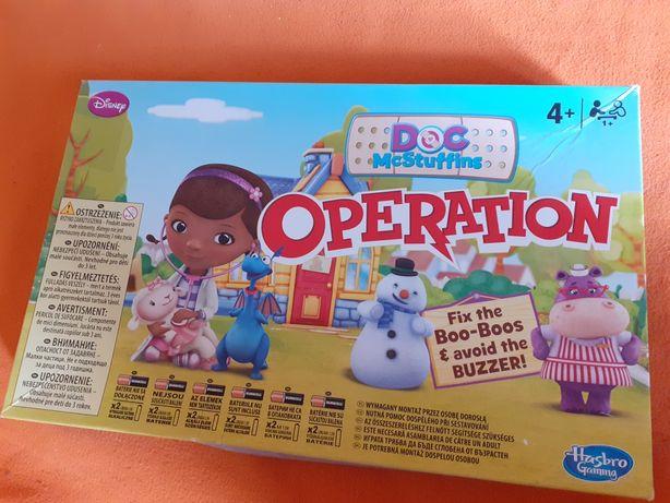 Gra Operacja Doktor Dośka