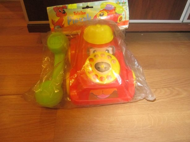 telefon zabawka dla dzieci