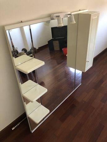 Movel espelho casa de banho