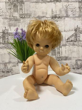 Кукла ARI (ГДР времен СССР) 40 см анатомическая с дефектом