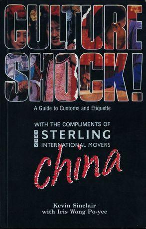 Cultur Shock! CHINA _ Kevin Sinclair