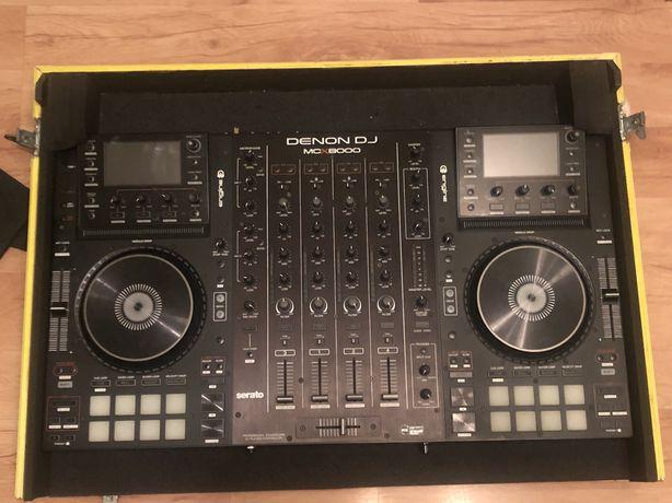 Denon MCX8000 z casem