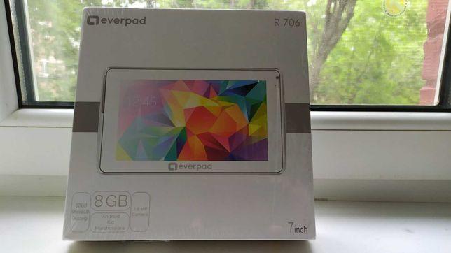 Продам новий планшет EVERPAD R706