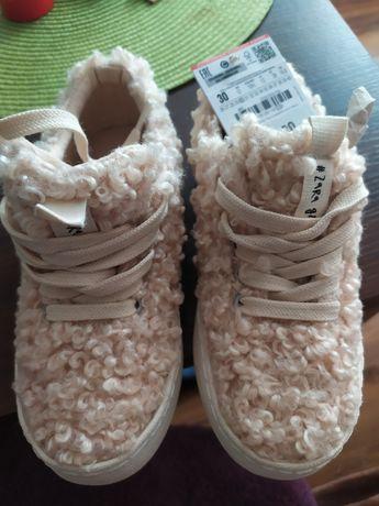 Nowe buty zara..