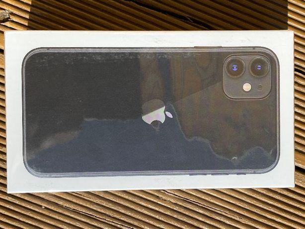 iPhone 11 256GB NÓWECZKA Black