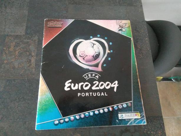 Vendo Cromos euro 2004 Panini