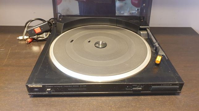 Tanio gramofon Technics SL-J10R full automat