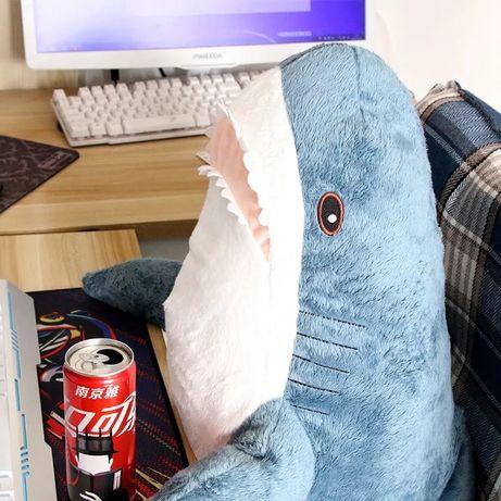 "Мягкая игрушка ""Акула БЛОХЭЙ"" (60 см) shark"