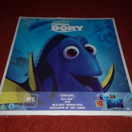 Gdzie jest Dory blu-ray dvd fajne wydanie Disney