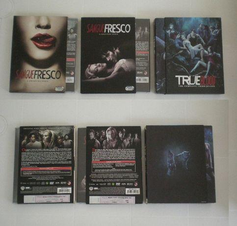 True Blood / Sangue Fresco - série 1 2 3