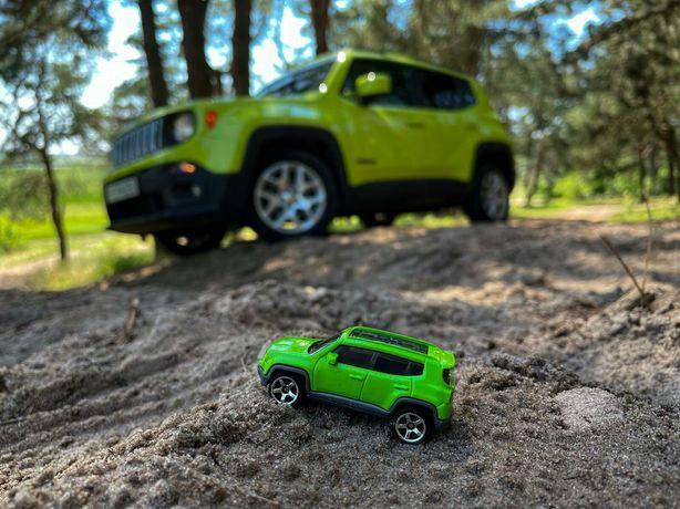 Продам две машины по цене одной Jeep renegade джип