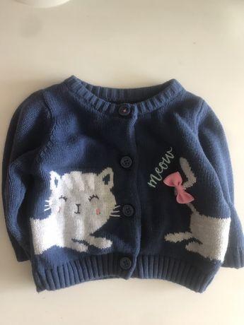 Sweterek 62 cm SMYK nowy