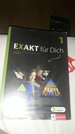 EXAKT für Dich Podręcznik język niemiecki