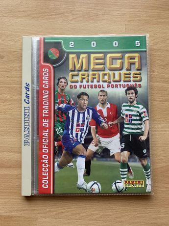 Mega Craques 2005 - Caderneta completa