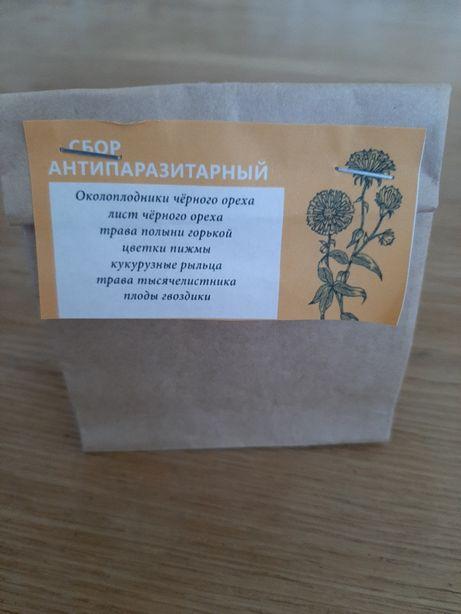 Антипаразитарный сбор, комплекс трав от паразитов