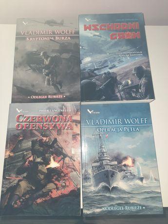 Sprzedam 4 książki.