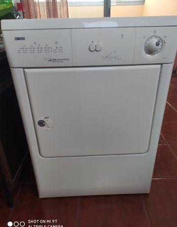 Máquina secar roupa Zanussi