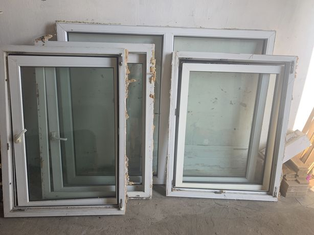 Okno z rozbiorki