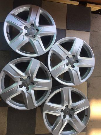 Литые диски R18 AUDI