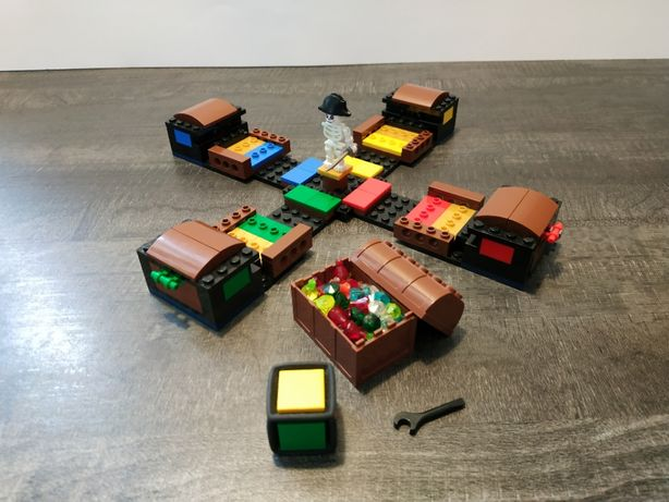 LEGO 3840 Pirate Code Gra