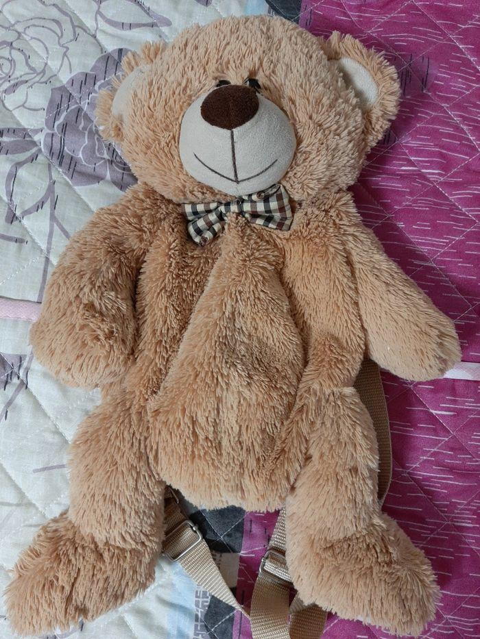 Рюкзак детский Медвежонок Немешаево - изображение 1