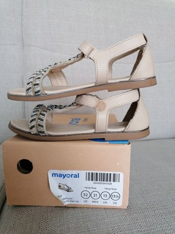Sandałki Mayoral rozmiar 32