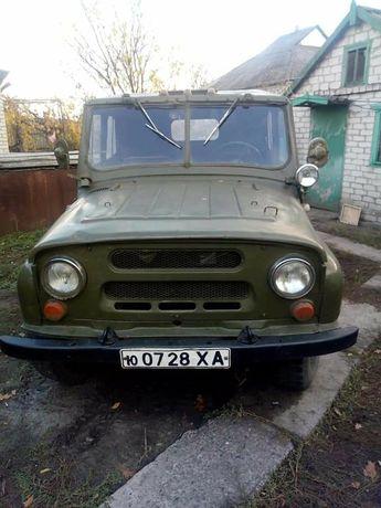 УАЗ 469 бобик  продам