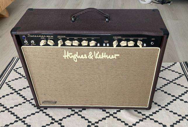 Wzmacniacz gitarowy Hughes and Kettner Statesman Dual 6L6 combo