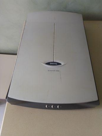Сканер BENQ модель 6678